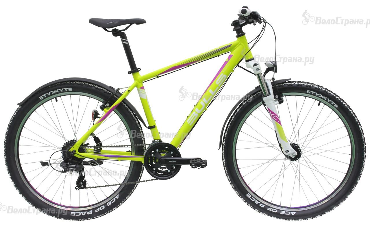 Велосипед Bulls Nandi Street (2016) велосипед bulls nandi 24 2015
