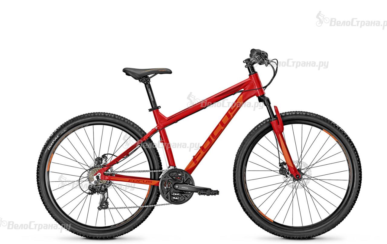 Велосипед Focus Whistler Core 27 (2016)