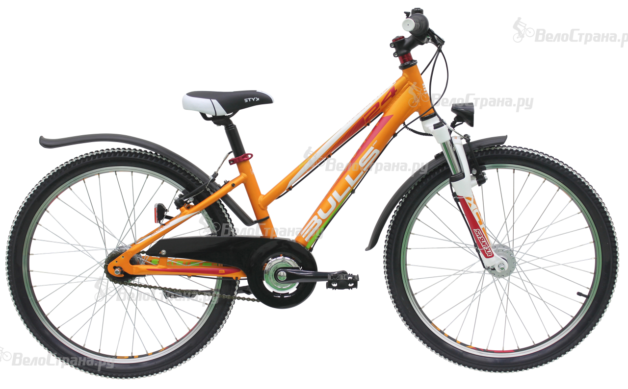 Велосипед Bulls Sharptail Street 24 Girl (7G) (2016) велосипед bulls sharptail 24 street outer 21 spd 2017