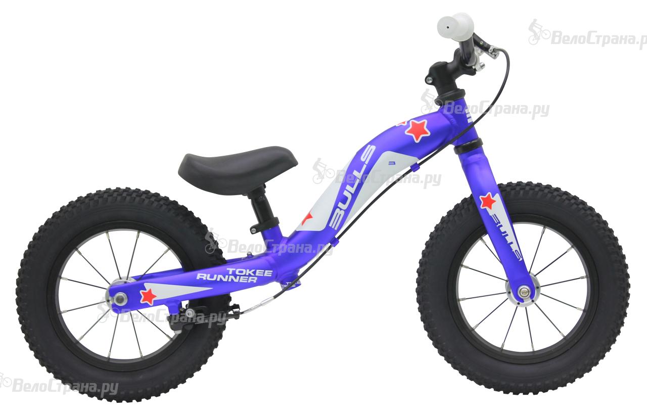 Велосипед Bulls Tokee Runner (2016) велосипед geuther велосипед my runner серо зеленый