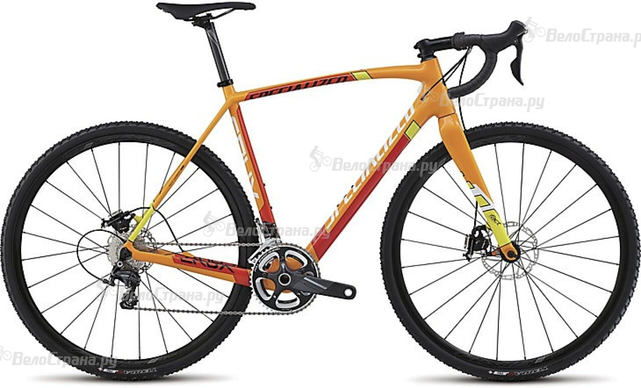 Велосипед Specialized CRUX EXPERT (2015)