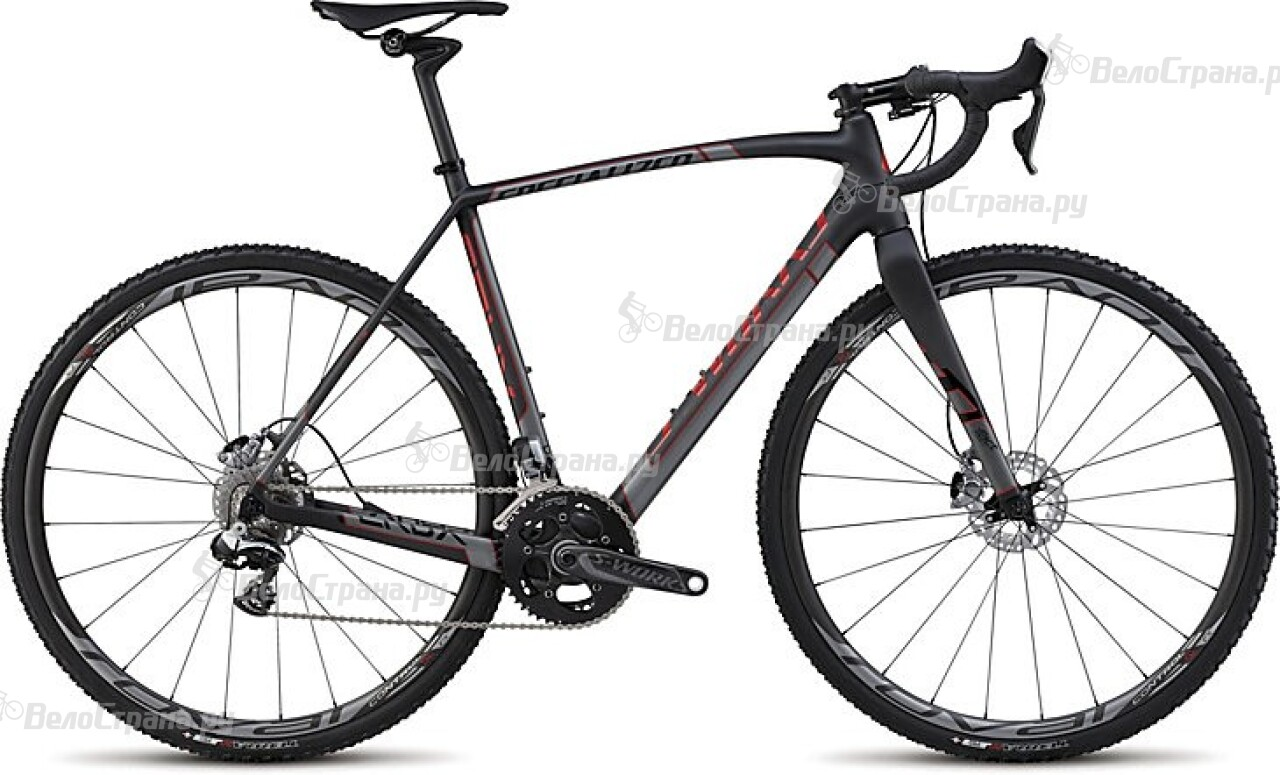 Велосипед Specialized S-WORKS CRUX DI2 (2015)