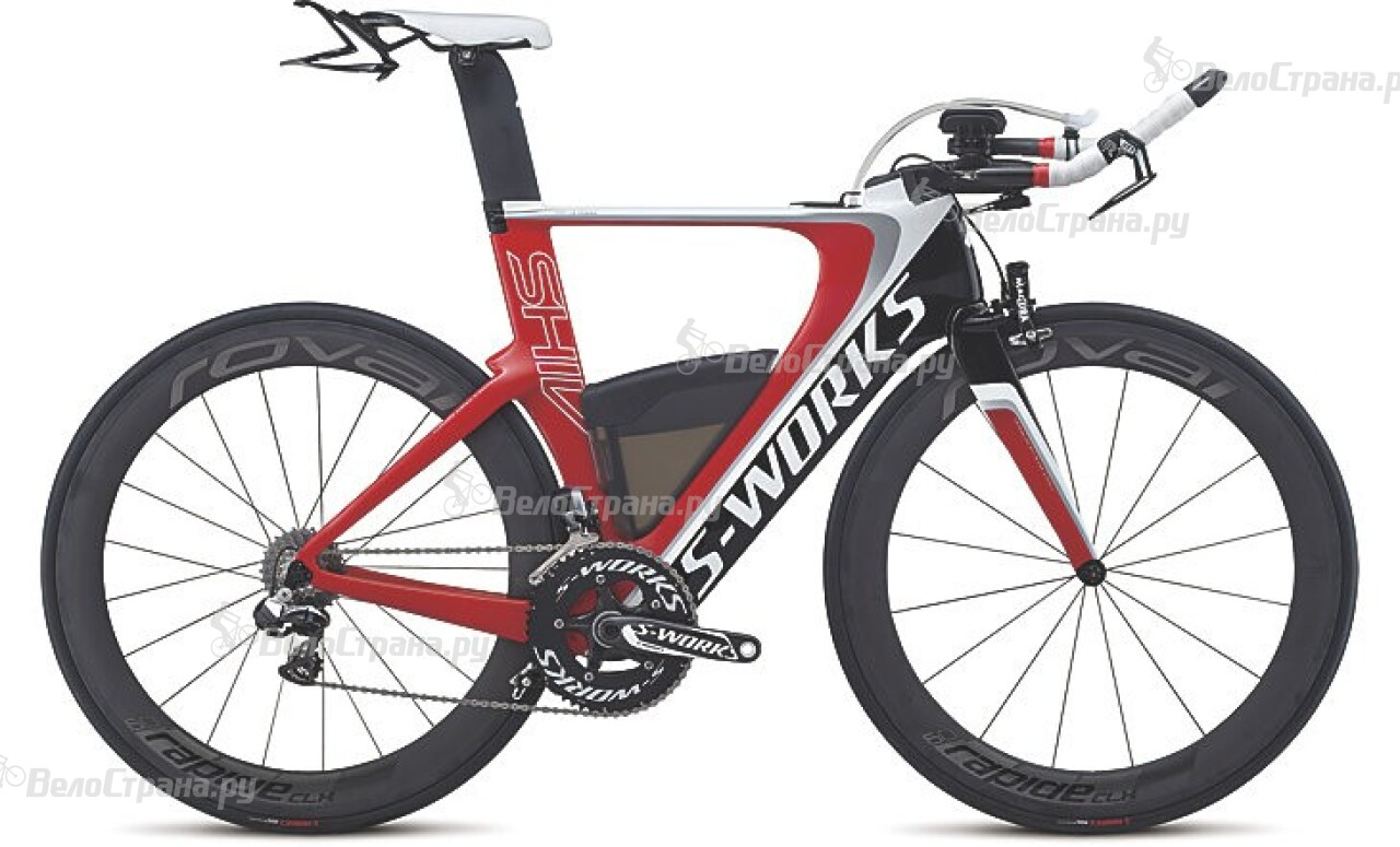 Велосипед Specialized S-WORKS SHIV DI2 (2015)
