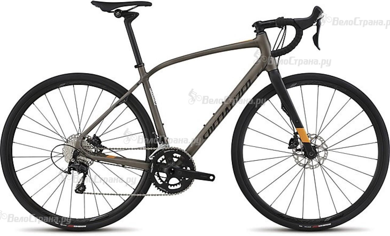 Велосипед Specialized DIVERGE COMP SMARTWELD (2015) велосипед specialized diverge comp carbon 2015