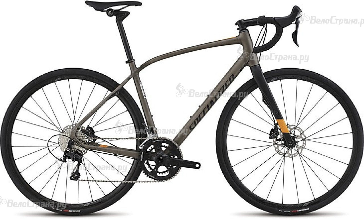 Велосипед Specialized DIVERGE COMP SMARTWELD (2015) 2015 csm360