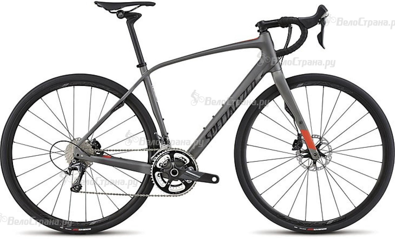 Велосипед Specialized DIVERGE EXPERT CARBON (2015)