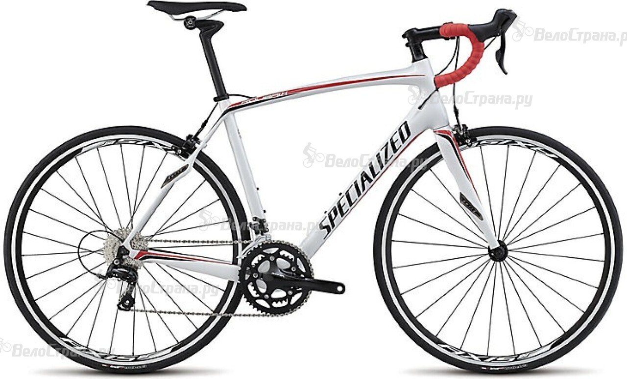 Велосипед Specialized ROUBAIX SL4 DOUBLE (2015) 2015 csm360