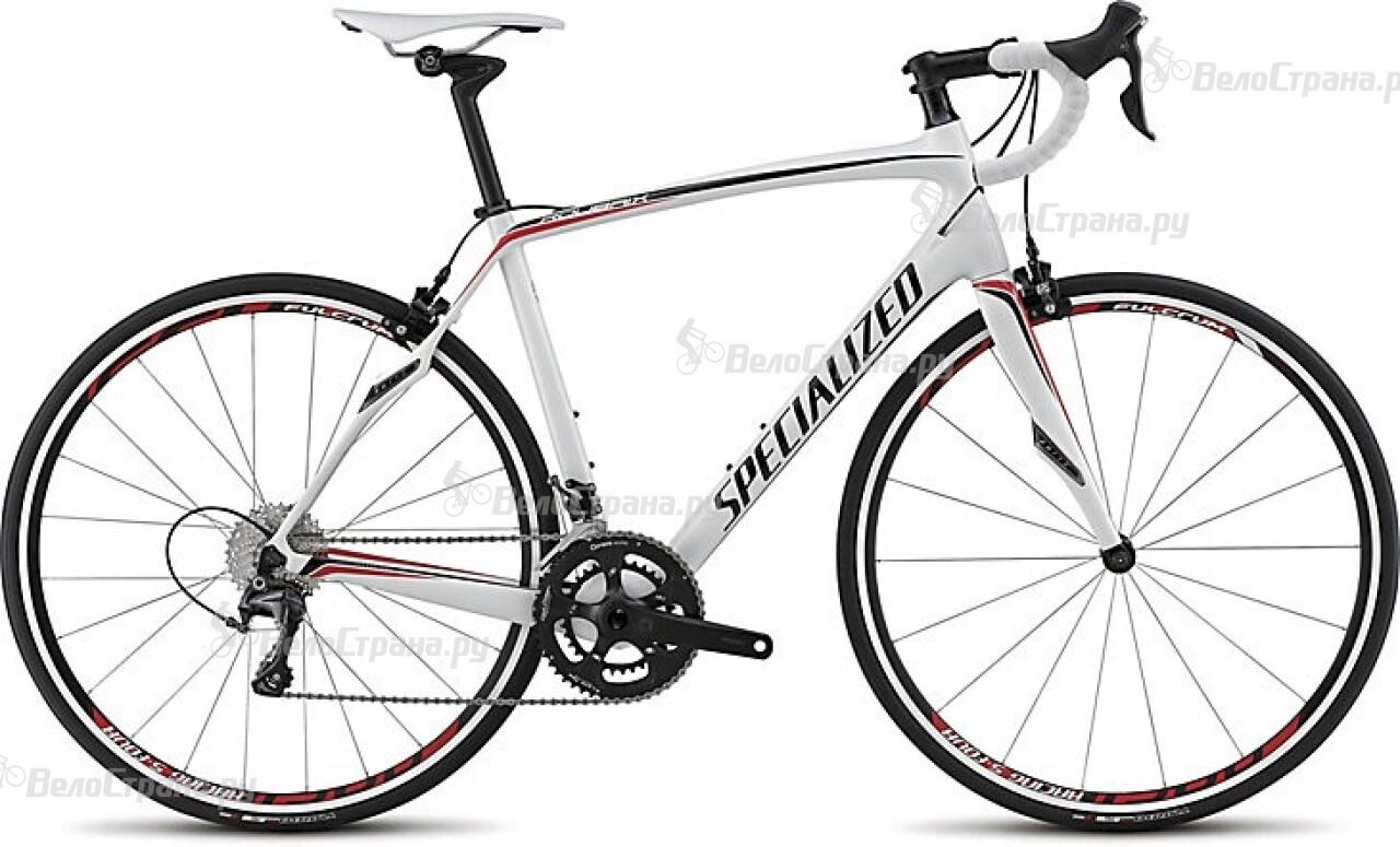 Велосипед Specialized ROUBAIX SL4 COMP (2015) велосипед specialized roubaix sl4 pro disc race 2015