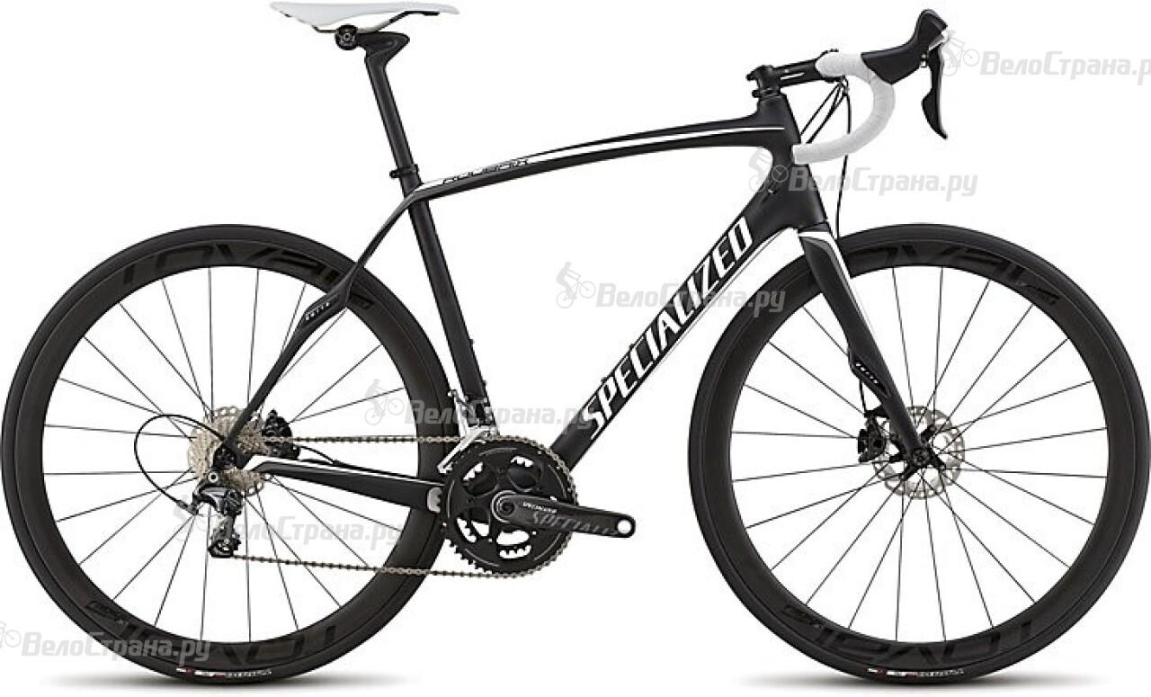 Велосипед Specialized ROUBAIX SL4 PRO DISC RACE (2015) велосипед specialized tarmac pro disc race 2015