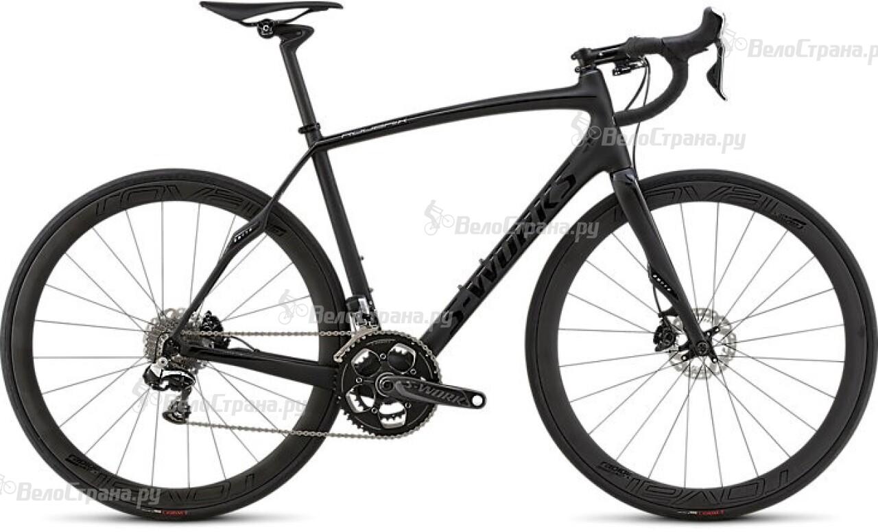 Велосипед Specialized S-WORKS ROUBAIX SL4 DISC DI2 (2015) велосипед specialized roubaix sl4 pro disc race 2015