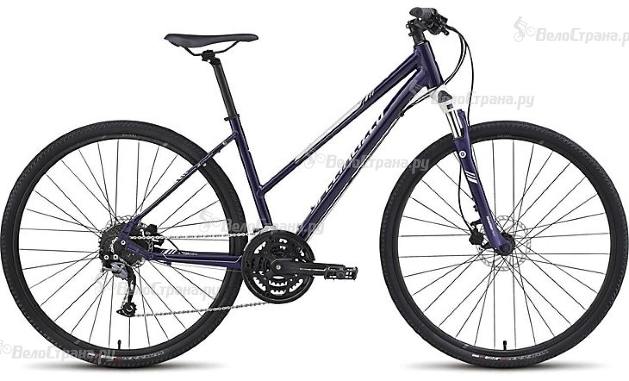 Велосипед Specialized ARIEL SPORT DISC STEP THROUGH (2015) tisa sport step n9099