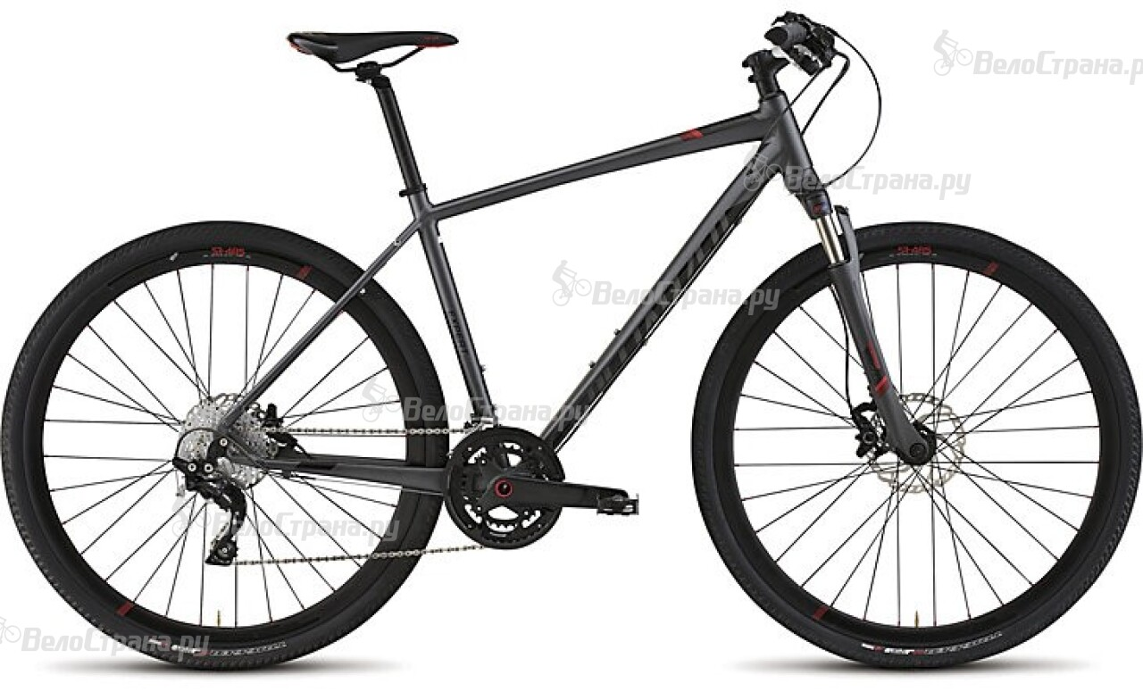 Велосипед Specialized CROSSTRAIL EXPERT DISC (2015)