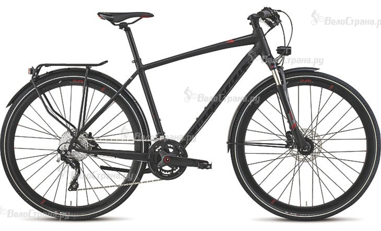 Велосипед Specialized CROSSOVER EXPERT DISC (2015)