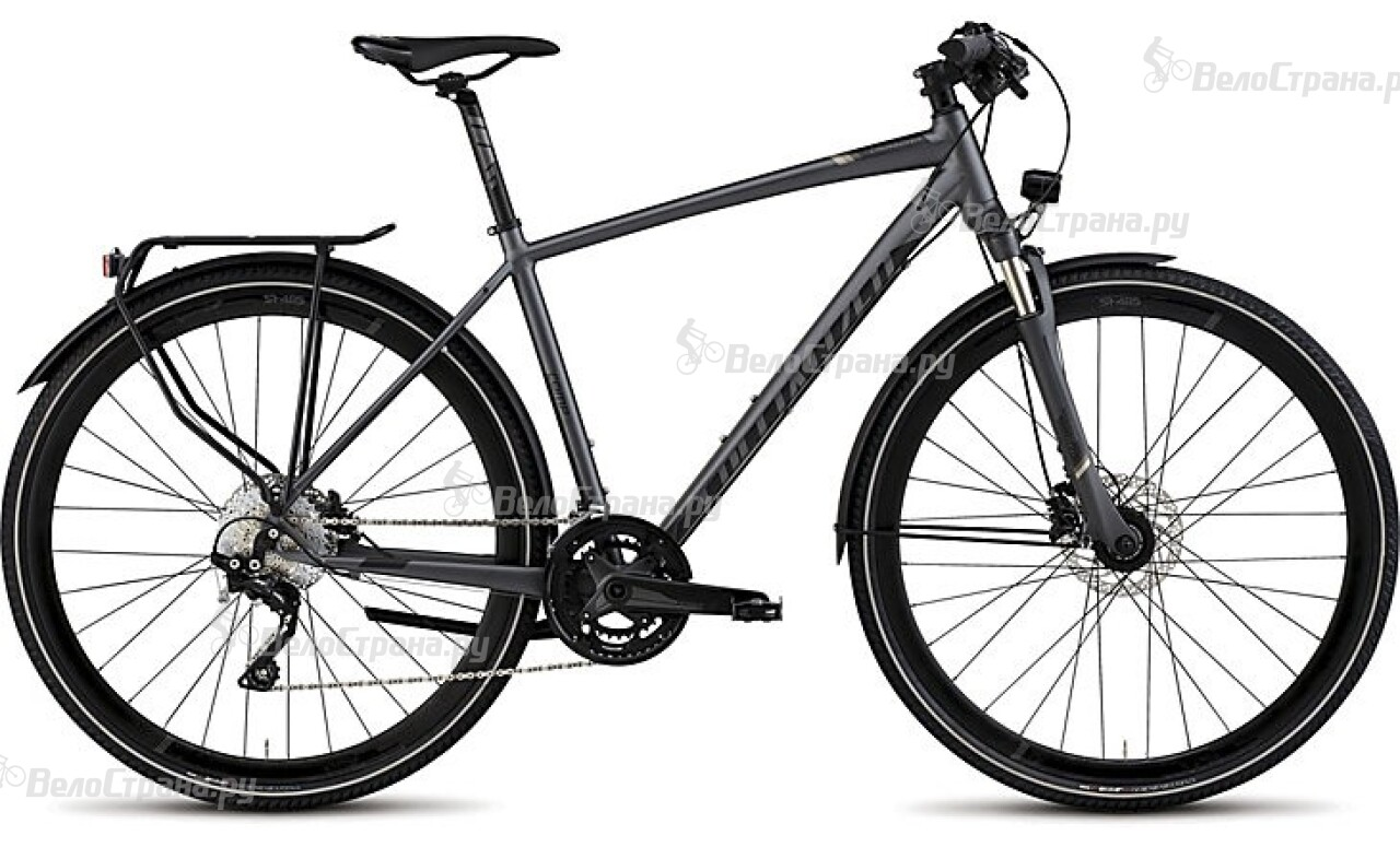 Велосипед Specialized CROSSOVER COMP DISC (2015)
