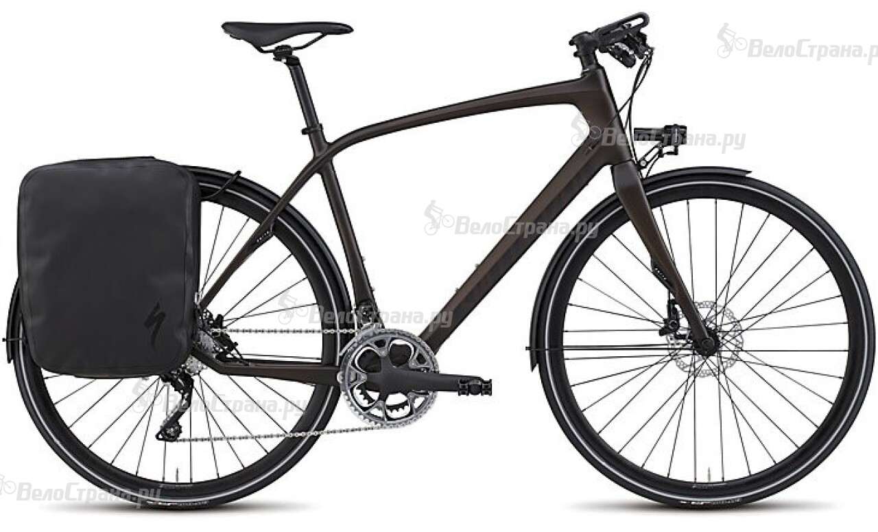 Велосипед Specialized SOURCE EXPERT CARBON DISC (2015)