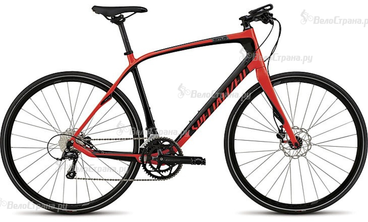 Велосипед Specialized SIRRUS ELITE CARBON DISC (2015) велосипед specialized sirrus elite 2014