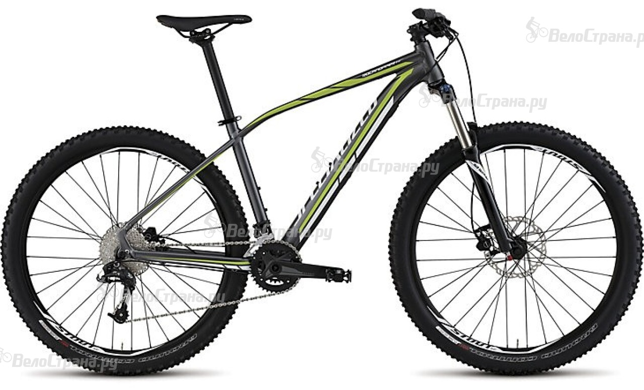 Велосипед Specialized ROCKHOPPER EXPERT EVO 650B (2015)