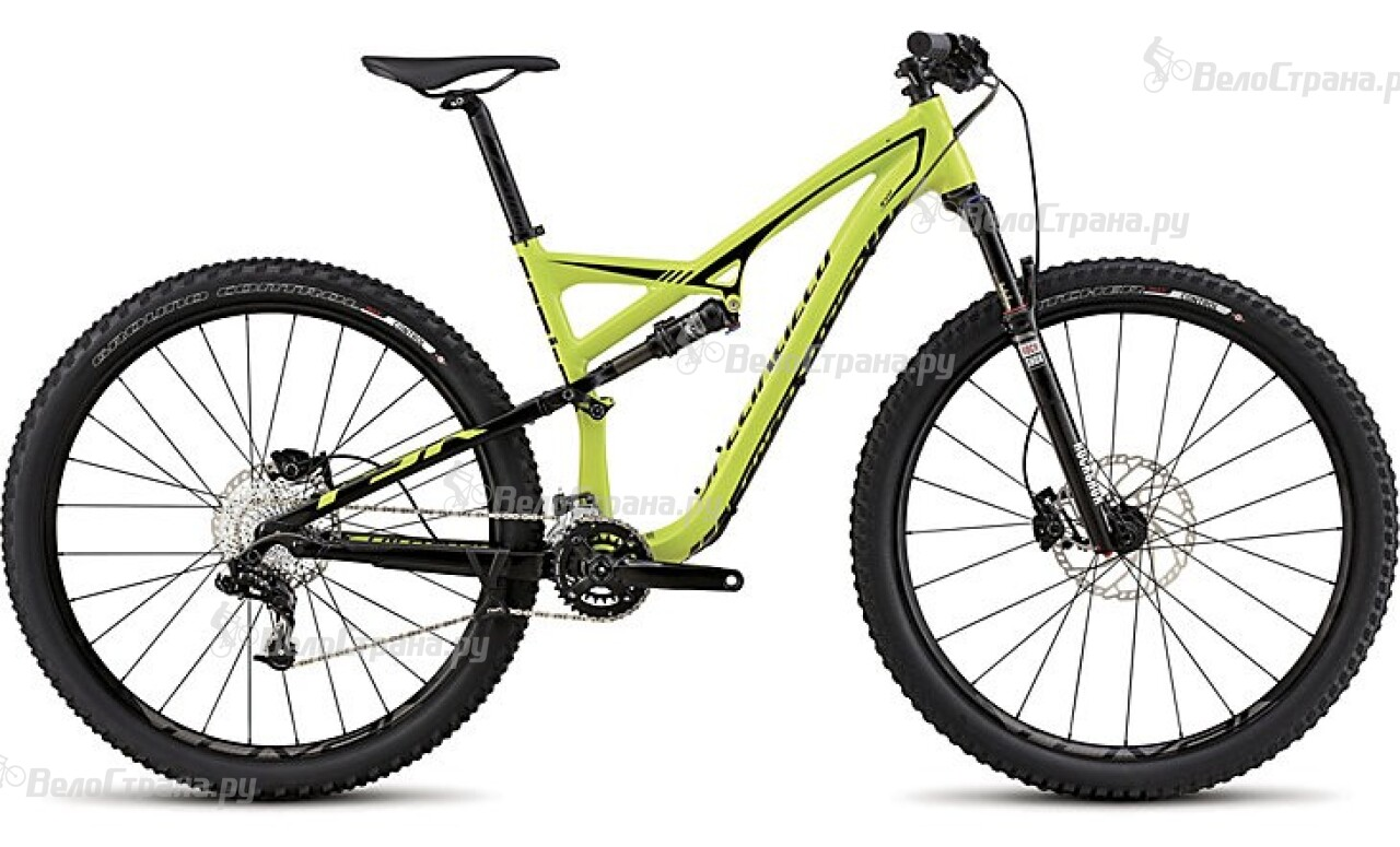 Велосипед Specialized CAMBER COMP EVO 29 (2015) manitou marvel comp 29