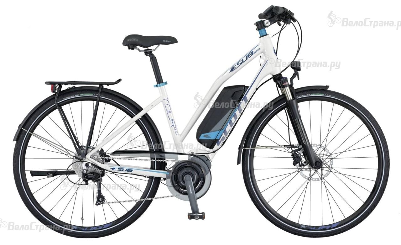 Велосипед Scott E-Sub Tour 20 Lady (2015)