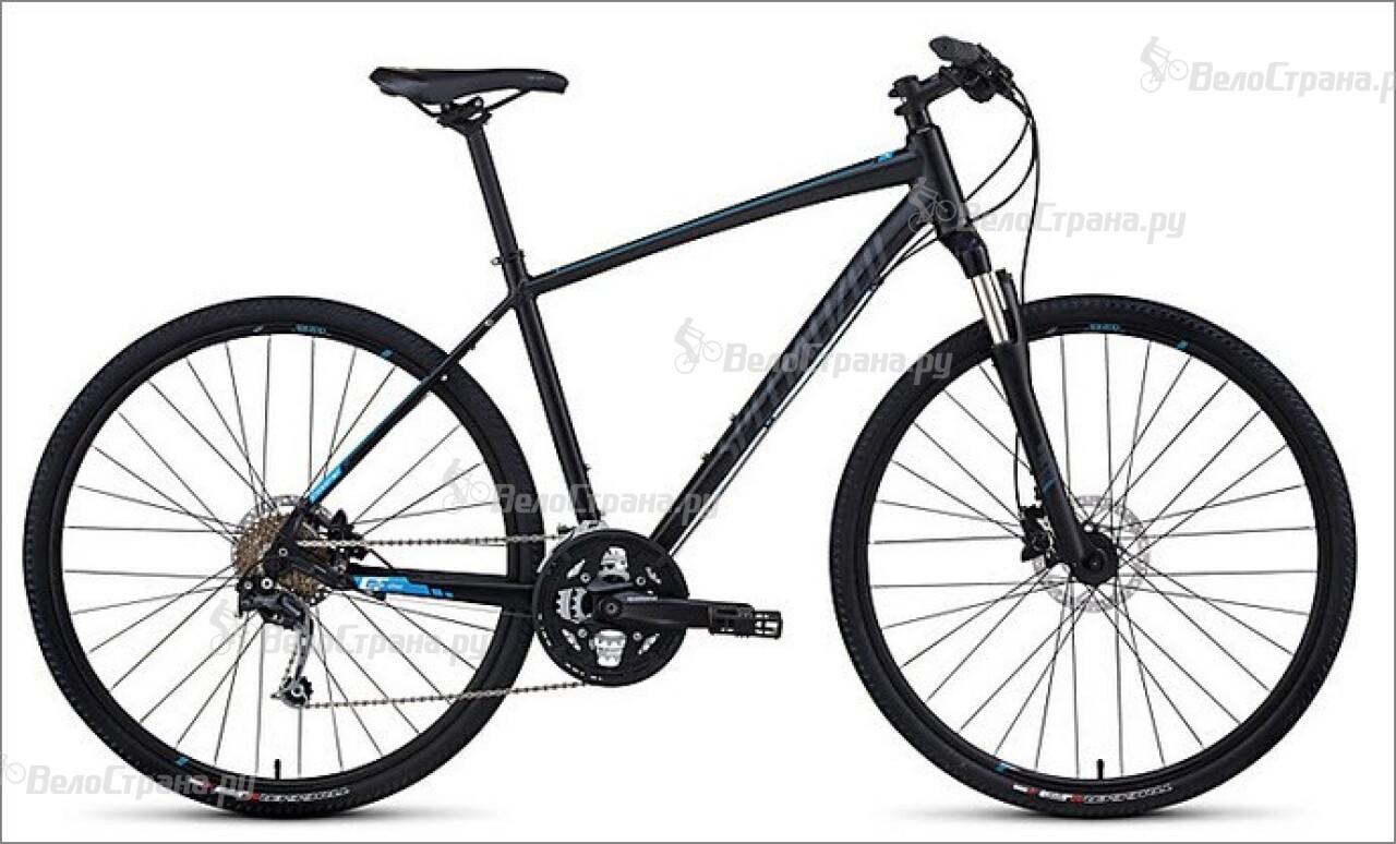 Велосипед Specialized CROSSTRAIL ELITE DISC (2014) велосипед specialized crosstrail elite disc 2014