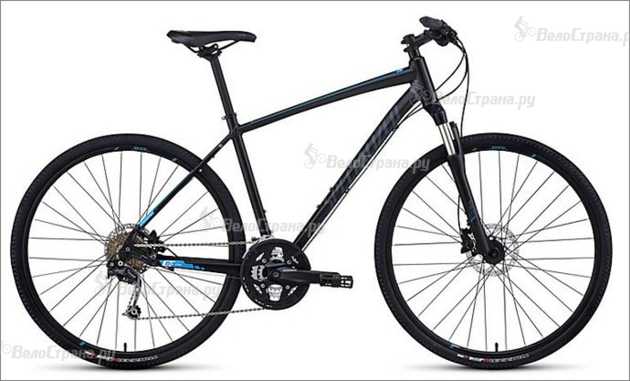 Велосипед Specialized CROSSTRAIL ELITE DISC (2014) велосипед specialized secteur elite disc 2014