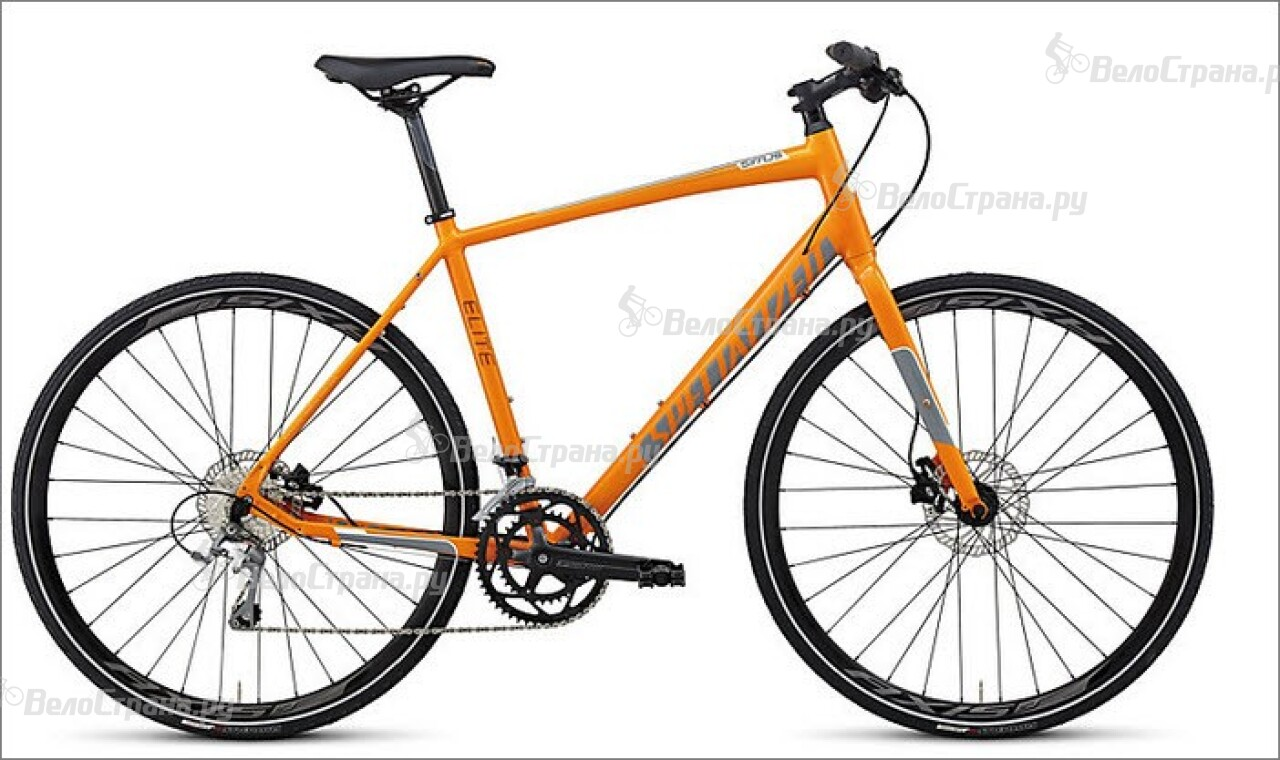 Велосипед Specialized SIRRUS ELITE DISC (2014) велосипед specialized crosstrail elite disc 2014