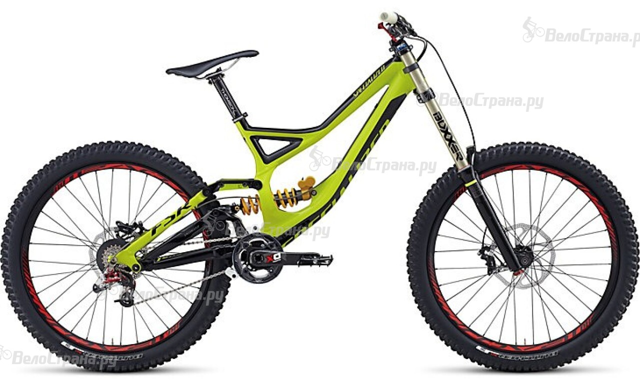 Велосипед Specialized DEMO 8 II (2014) demo