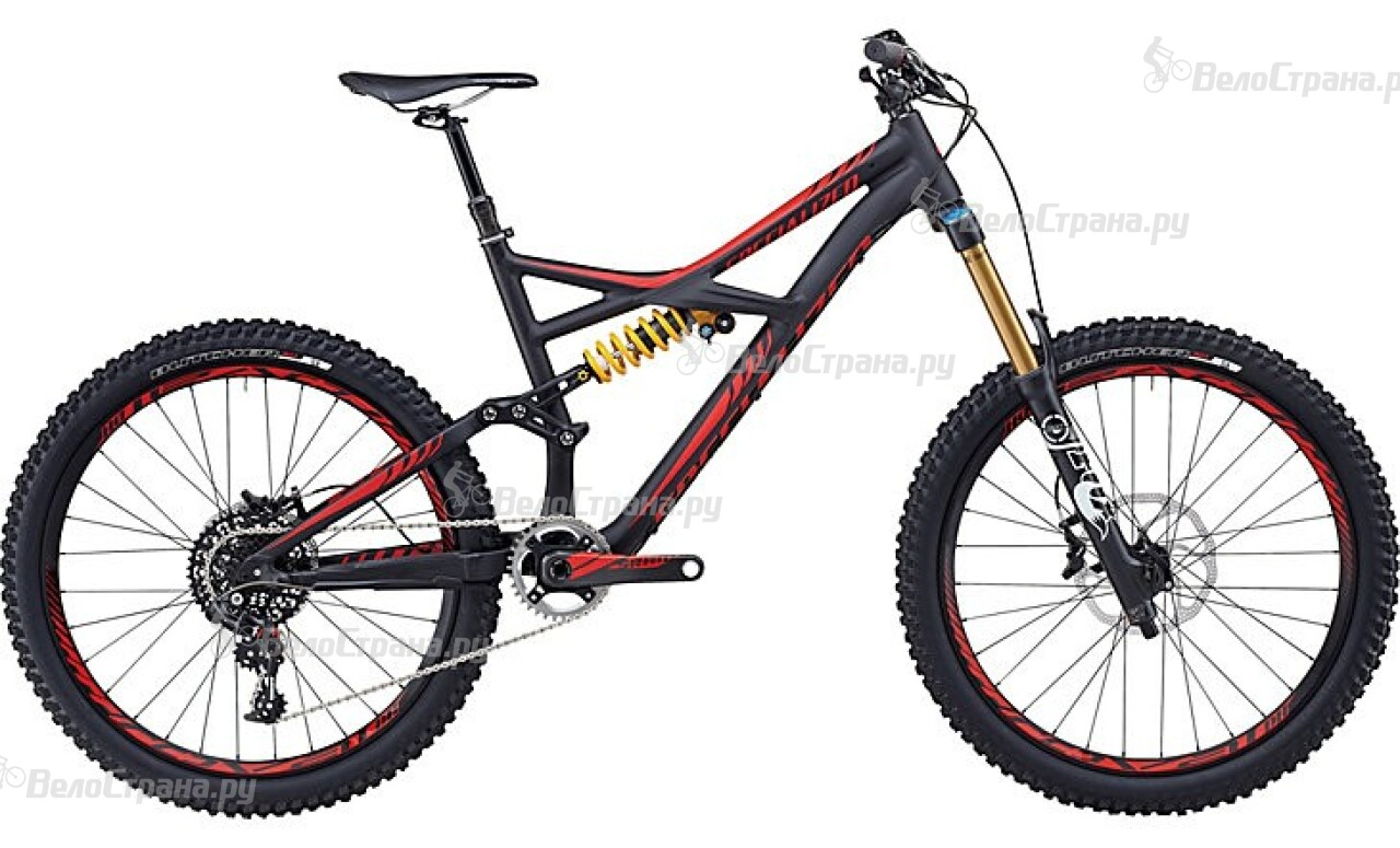 Велосипед Specialized ENDURO EXPERT EVO (2014) купить