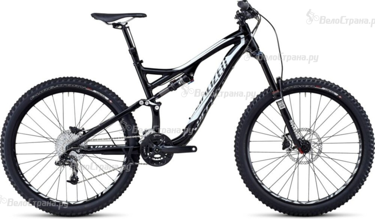 Велосипед Specialized STUMPJUMPER FSR COMP EVO (2014) велосипед focus cayo evo 3 0 2014