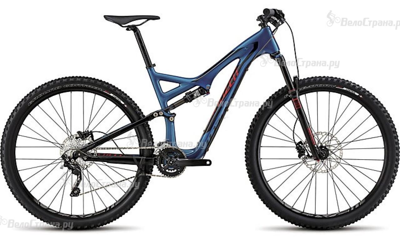 Велосипед Specialized STUMPJUMPER FSR COMP CARBON 29 (2015)