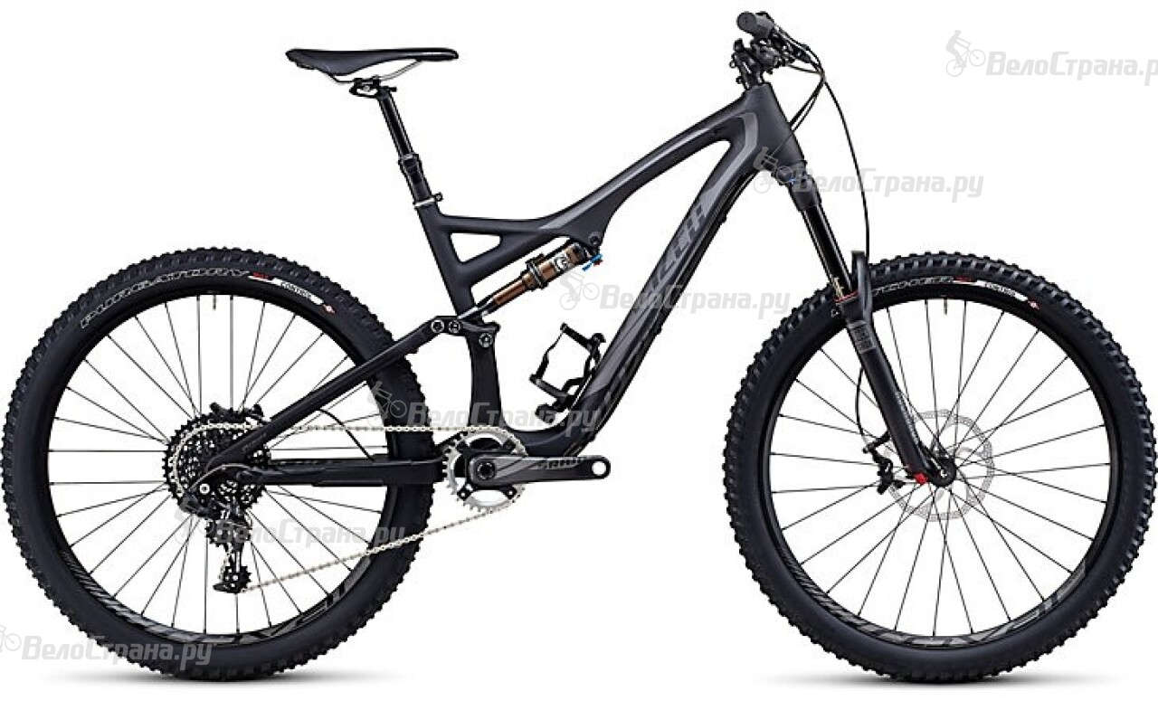 Велосипед Specialized STUMPJUMPER FSR EXPERT CARBON EVO (2014) велосипед specialized fate expert carbon 29 2014