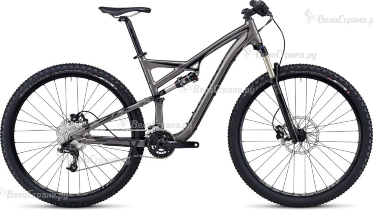 Велосипед Specialized CAMBER COMP 29 (2014)