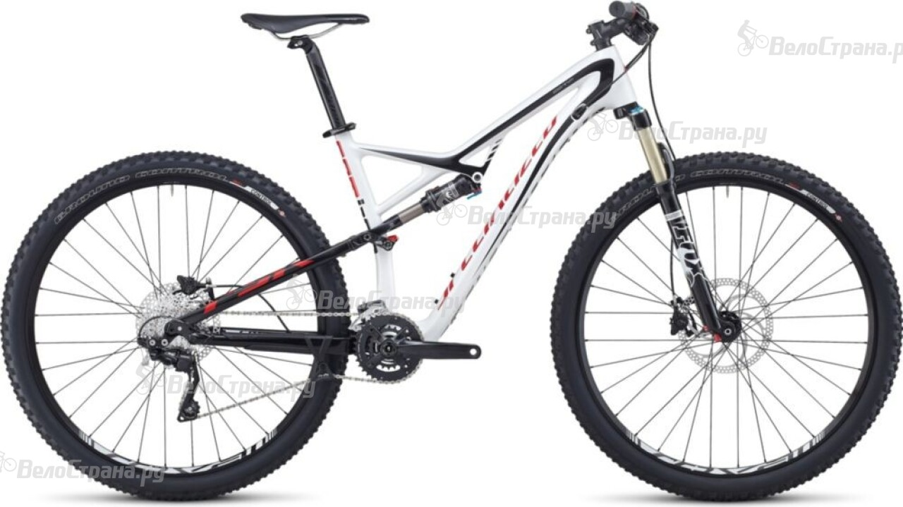 Велосипед Specialized CAMBER COMP CARBON 29 (2014) manitou marvel comp 29