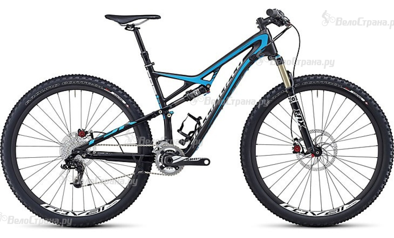Велосипед Specialized CAMBER EXPERT CARBON 29 (2014)