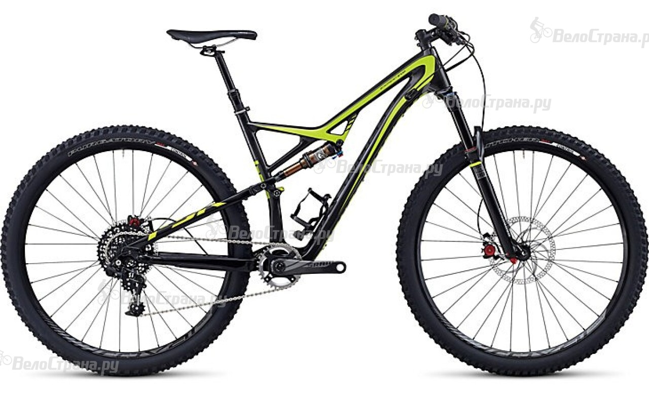 Велосипед Specialized CAMBER EXPERT CARBON EVO 29 (2014)