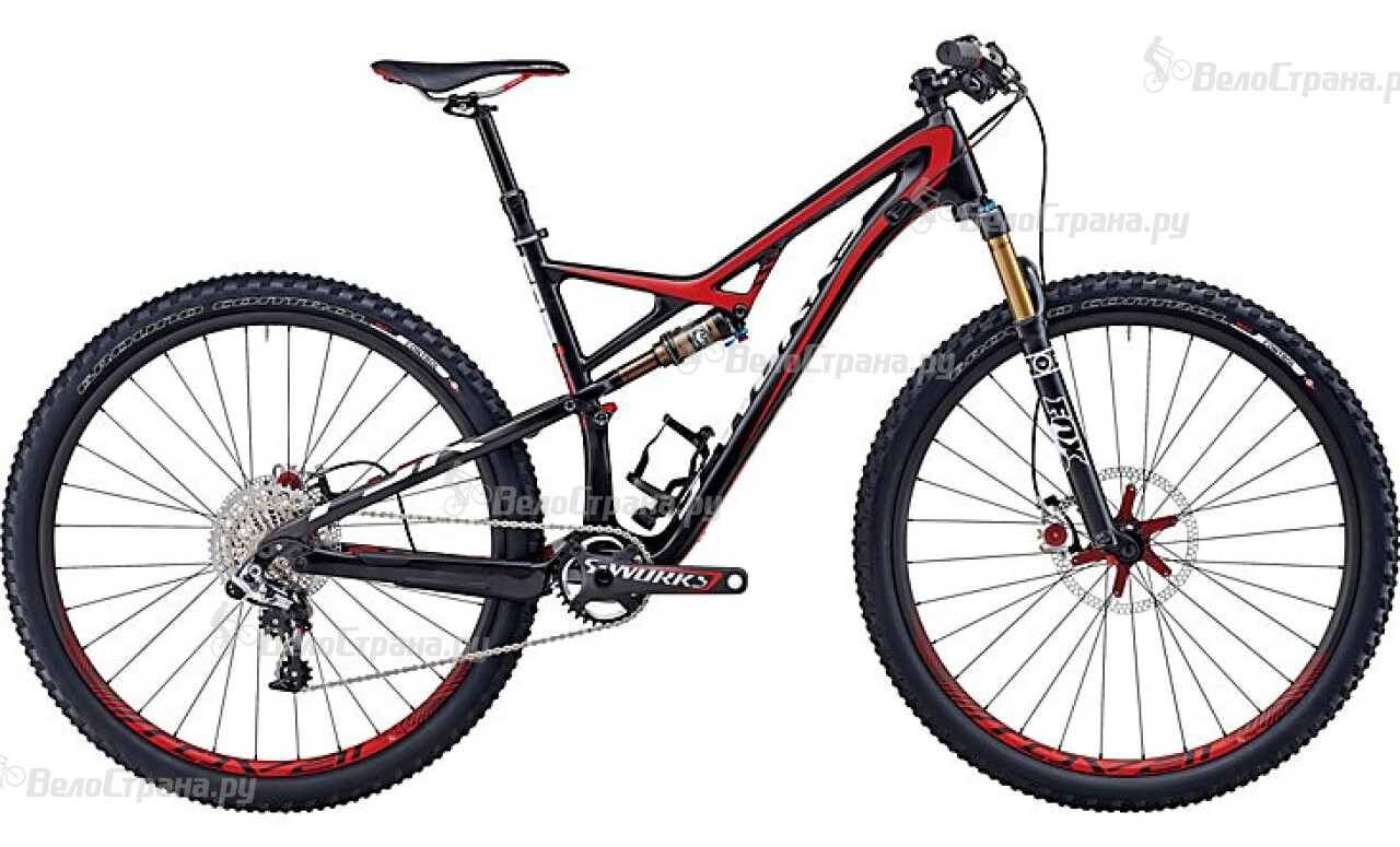 Велосипед Specialized S-WORKS CAMBER 29 (2014)