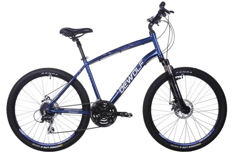 Купить Комфортный велосипед Dewolf PERFECT (2016)