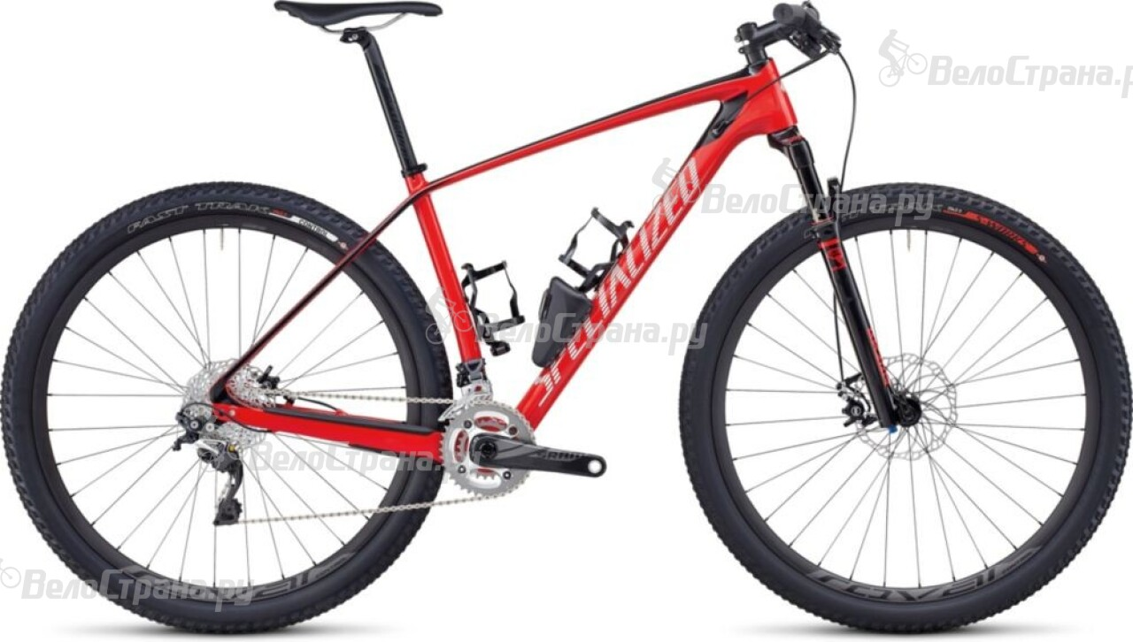Велосипед Specialized STUMPJUMPER EXPERT CARBON HT (2014) велосипед specialized fate expert carbon 29 2014