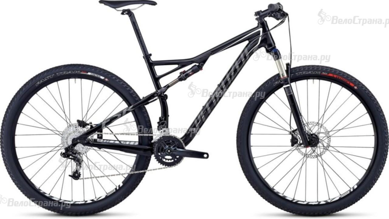 Велосипед Specialized EPIC COMP 29 (2014) manitou marvel comp 29