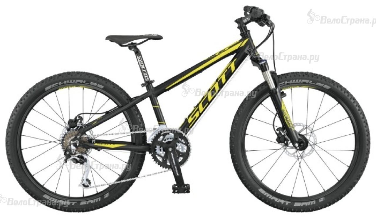 Велосипед Scott Scale RC JR (2015) scott scale 700 rc 2016