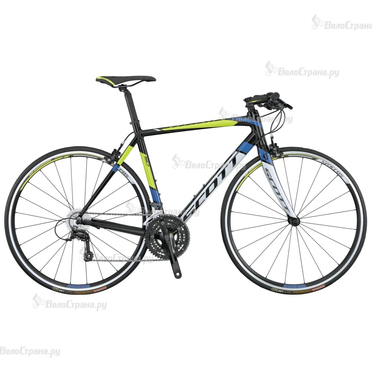 Велосипед Scott Speedster 50 FB (24) (2015)