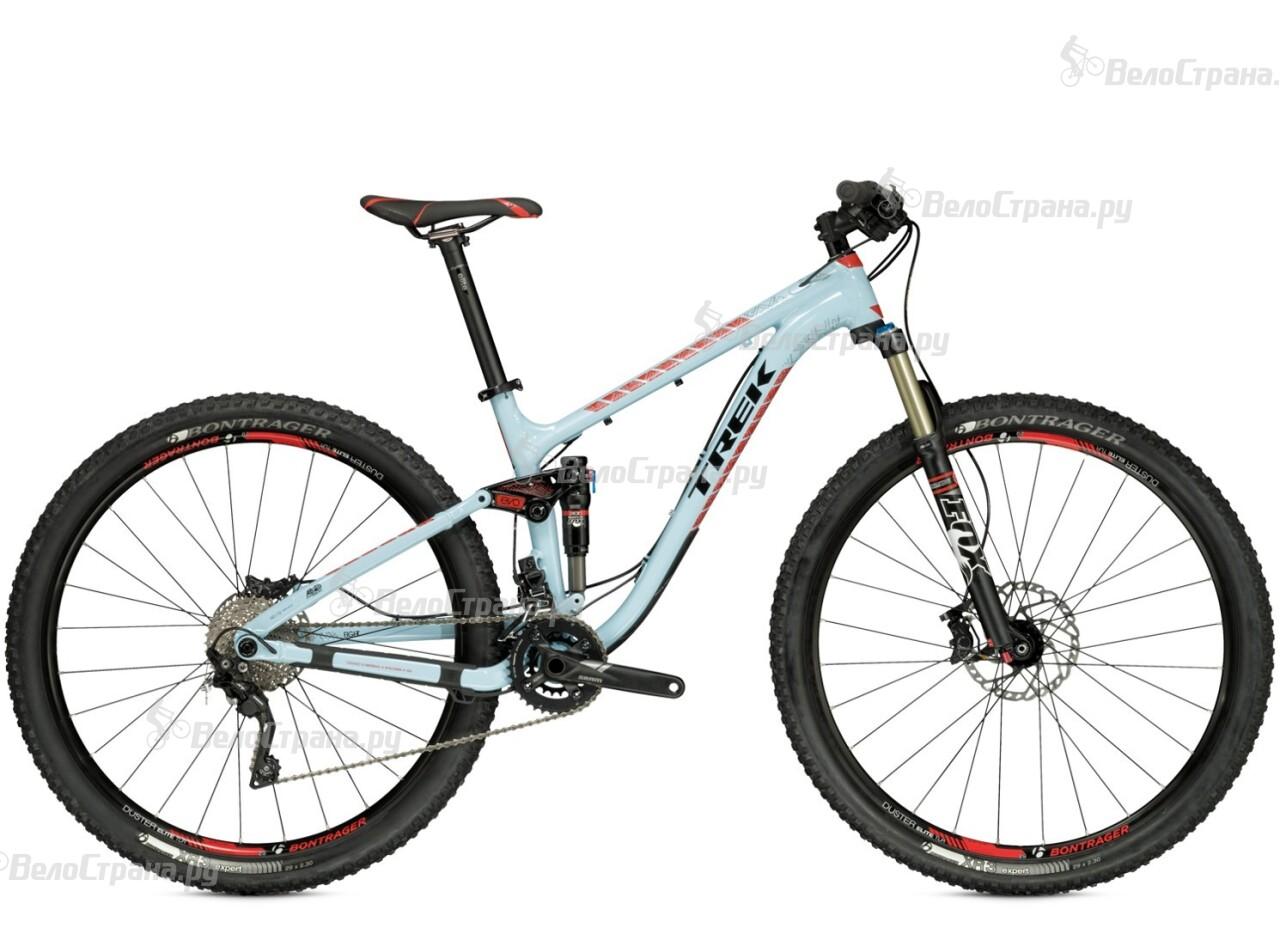 Велосипед Trek Fuel EX 8 27,5 (2015) велосипед trek fuel ex 9 29 2017