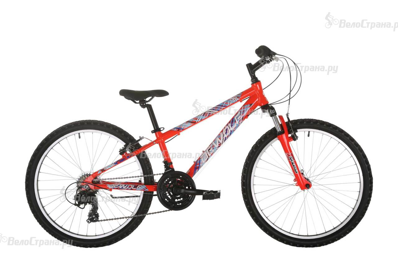Велосипед Dewolf J240 BOY (2016)