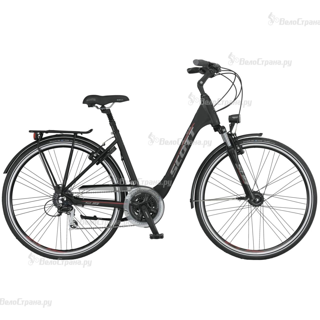 Велосипед Scott SUB Comfort 30 Lady (2015)