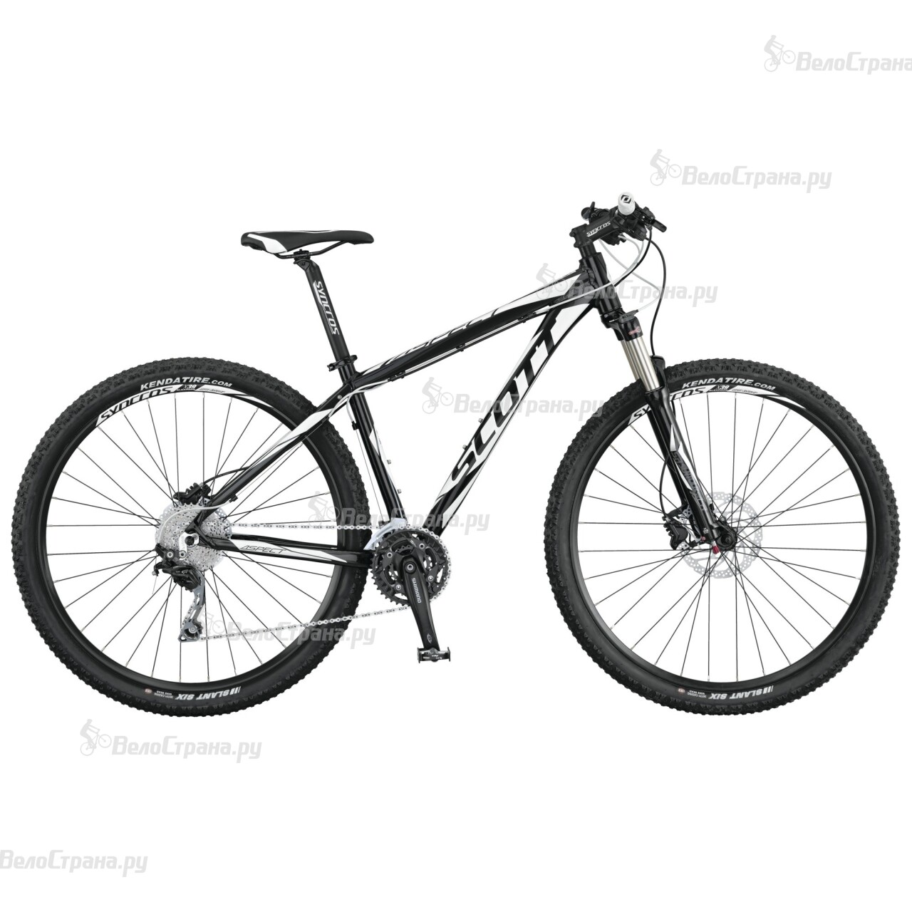Велосипед Scott Aspect 920 (2015)