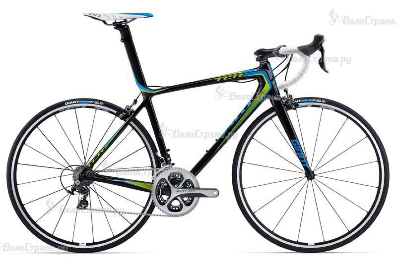 Велосипед Giant TCR Advanced SL 1 (2015) велосипед giant tcr advanced sl 2 2017