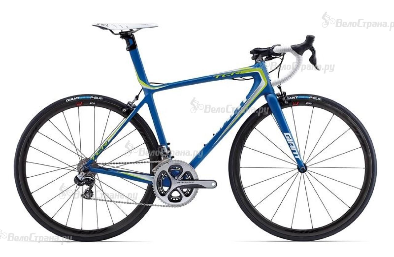 Велосипед Giant TCR Advanced SL 0 (2015) велосипед giant tcr advanced sl 2 2017