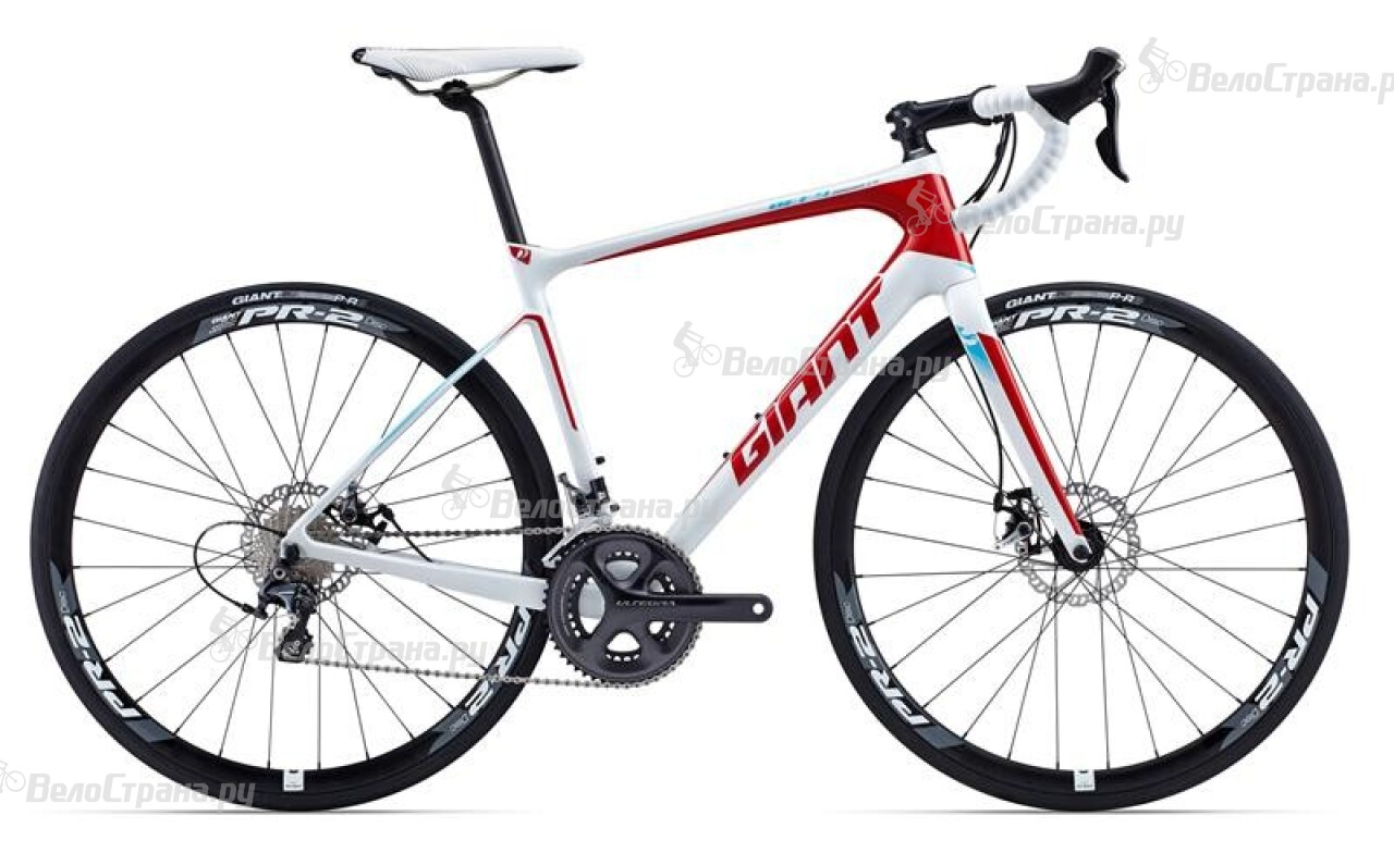 Велосипед Giant Defy Advanced 1 compact (2015)