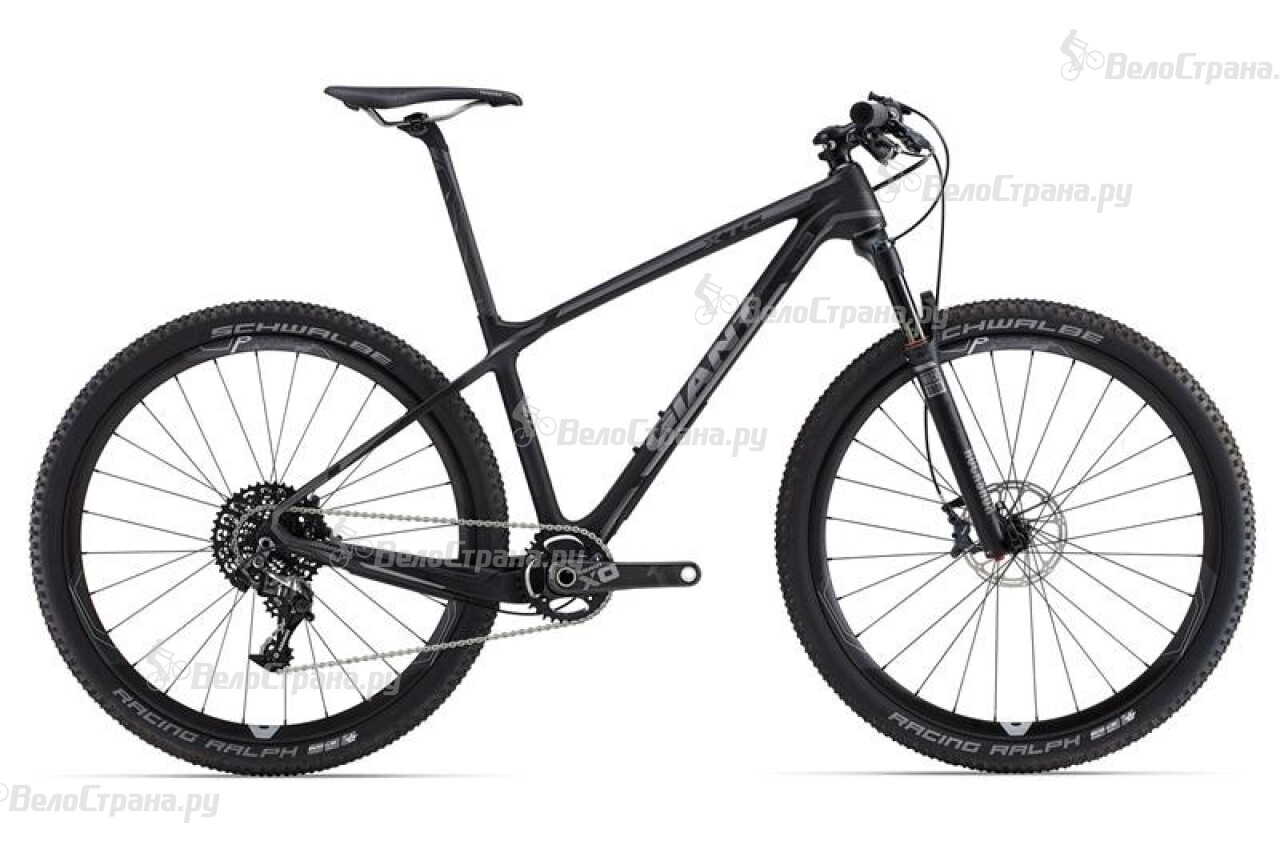 Велосипед Giant XtC Advanced SL 27.5 1 (2015)
