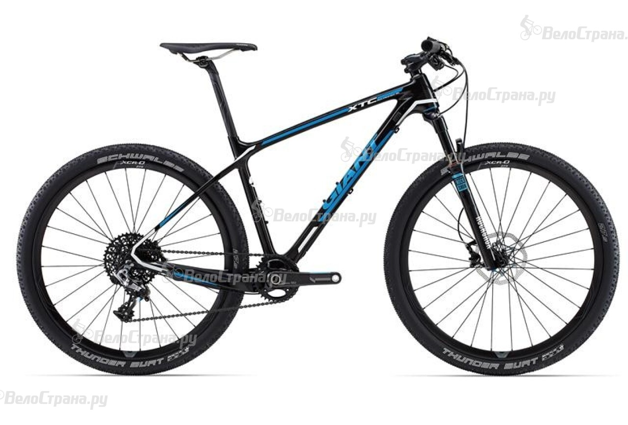 Велосипед Giant XtC Advanced SL 27.5 0 (2015)